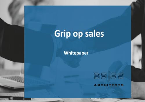 Grip op Sales - Sales Architects